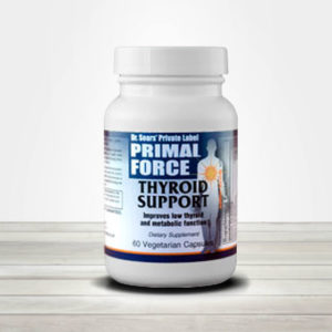 Primal Force Thyroid Support