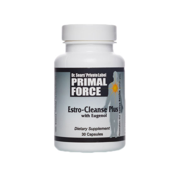 Estro-Cleanse Plus, All Natural Dietary Supplement