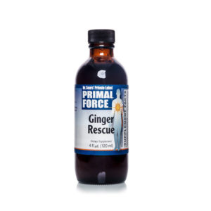 Ginger Rescue, All Natural Dietary Supplement