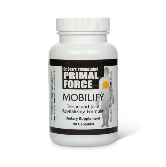Mobilify, All Natural Dietary Supplement