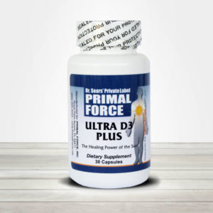 Primal Force Ultra-Vitamin-D3-Plus