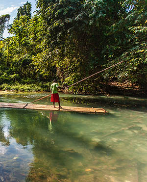 Jamaica fishing secret