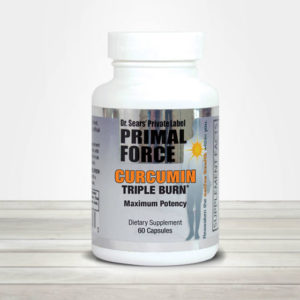 Primal Force Curcumin Triple Burn