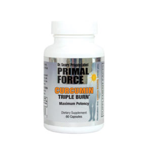 Curcumin Triple Burn, All Natural Dietary Supplement