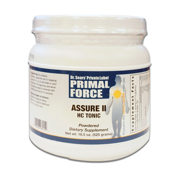 Assure, All Natural Dietary Supplement