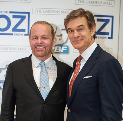 Dr. Sears with Dr. Oz
