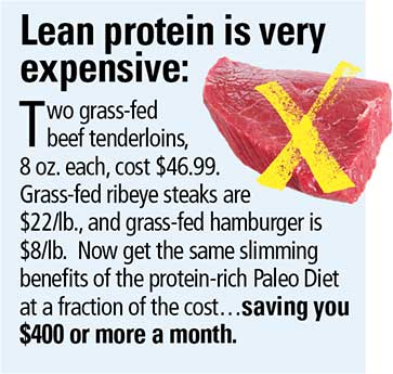 expensive protein