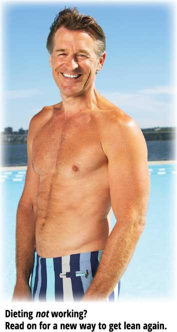 man at pool