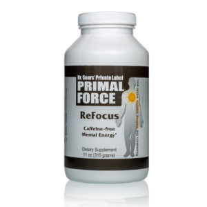 ReFocus, All Natural Dietary Supplement
