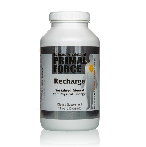 Recharge, All Natural Dietary Supplement