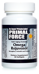 Omega Rejuvenol bottle