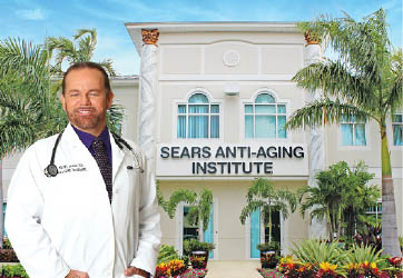 Dr. Sears at Institute