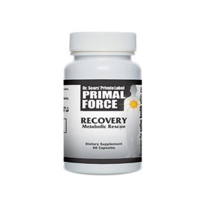 Recovery, All Natural Dietary Supplement