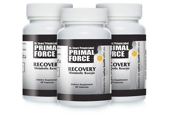 Dr. Al Sears M.D. Primal Force RECOVERY Metabolic Rescue