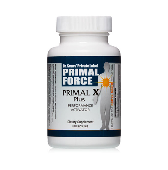 Primal X, All Natural Dietary Supplement
