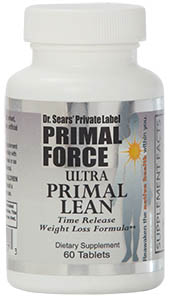Ultra Primal Lean Dr. A Sears, M.D. Primal Force