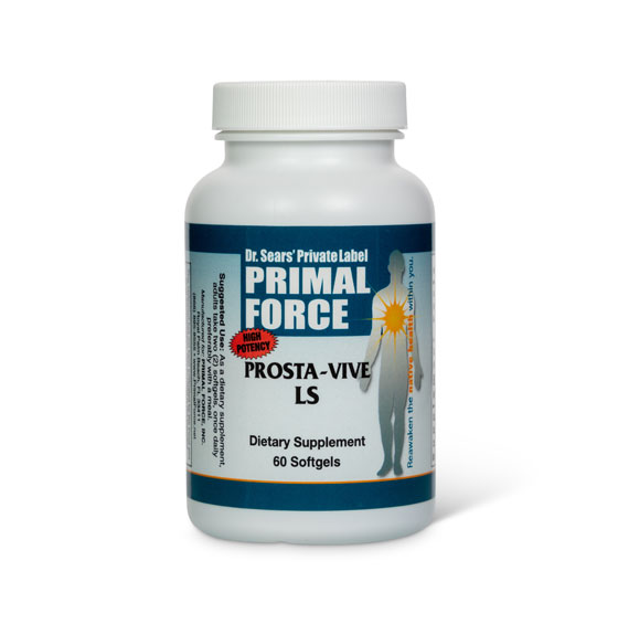 Prosta Vive LS , All Natural Dietary Supplement