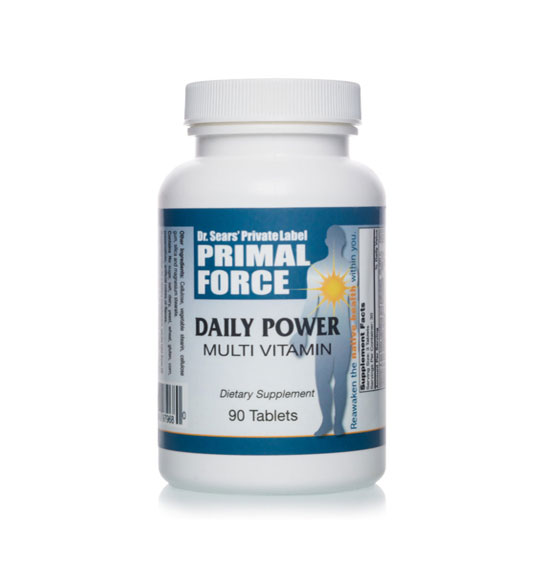 Daily Power, All Natural Dietary Supplement