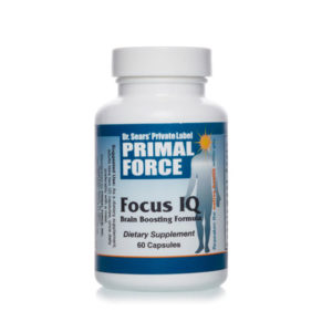 Focus IQ, All Natural Dietary Supplement