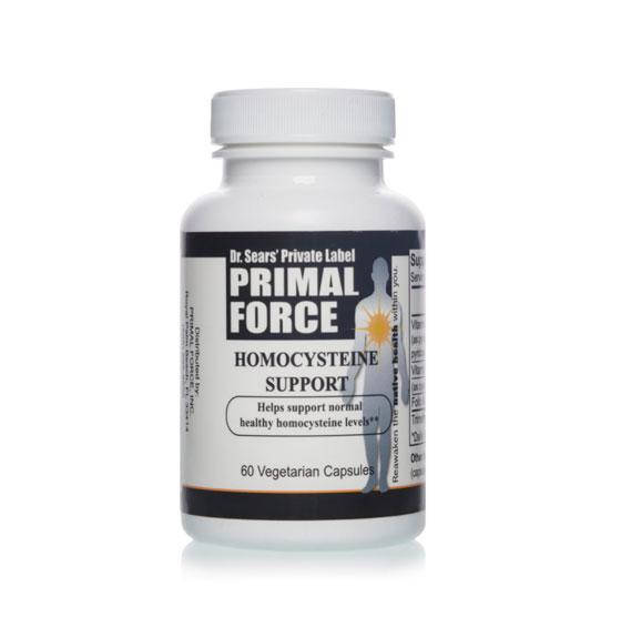 Homocysteine, All Natural Dietary Supplement
