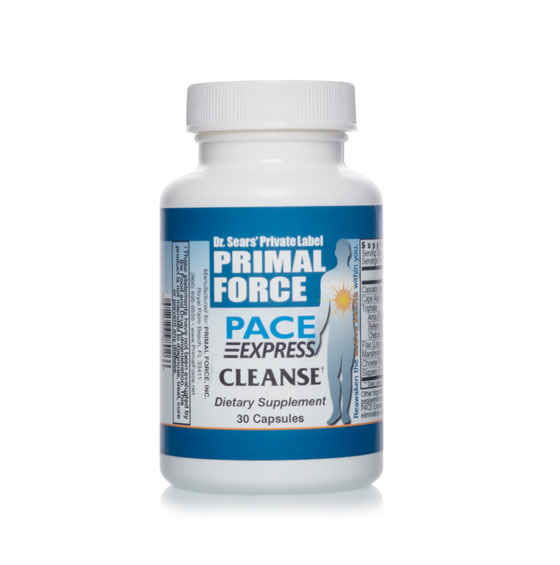 Pace Express Cleanse, All Natural Dietary Supplement
