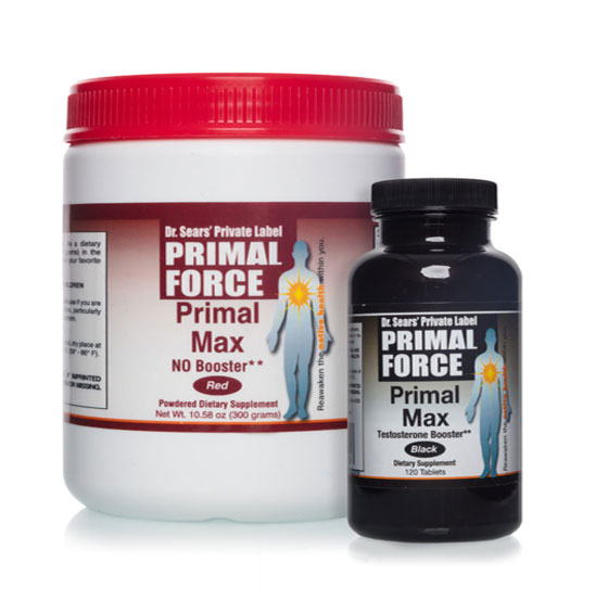 Primal Max, All Natural Dietary Supplement