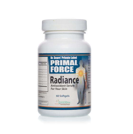 Radiance, All Natural Dietary Supplement