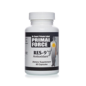 RES-9, All Natural Dietary Supplement