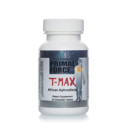T-Max, All Natural Dietary Supplement