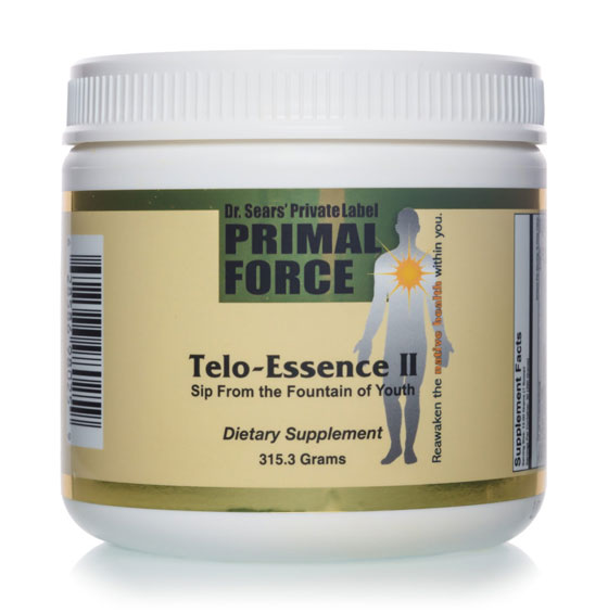 Telo-Essence II, All Natural Dietary Supplement