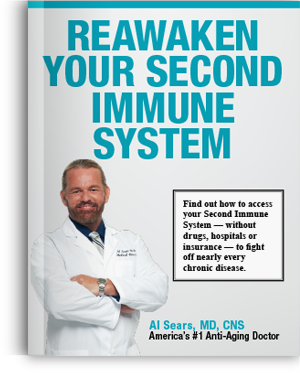 Reawaken Your Second Immune System