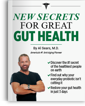 New Secrets For Great Gut Health