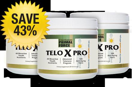 Telo X Pro 3 Bottles Auto-Delivery