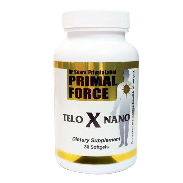Telo X Nano, All Natural Dietary Supplements